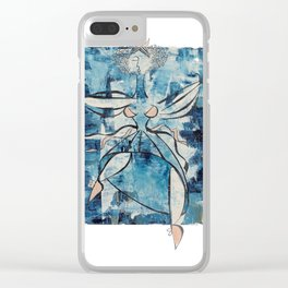 Anitra's Dance Clear iPhone Case