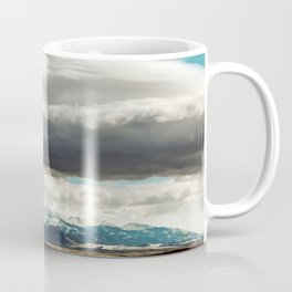 Crazy Mountain Cloud Cover Coffee Mug