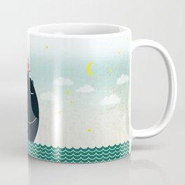 Whale night Coffee Mug