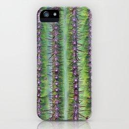 Cactus Closeup iPhone Case