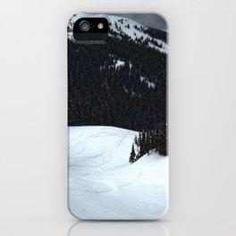 Loveland Pass iPhone Case