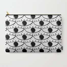 Pop Art Eyes Carry-All Pouch