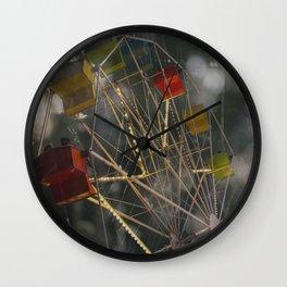 I Dreamed of a Circle Wall Clock