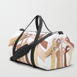 Good Vibes Duffle Bag