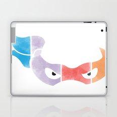 TMNT BANDS : TEENAGE MUTANT NINJA TURTLES Laptop & iPad Skin