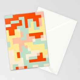pixel 002 01 Stationery Cards