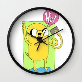 Jake - Hey Wall Clock