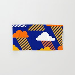 Blue Skies Hand & Bath Towel