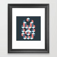 Geo 02 Framed Art Print