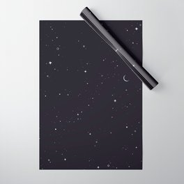 Starry Sky Wrapping Paper