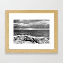 Coles Bay Framed Art Print