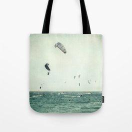 Tarifa beach Tote Bag