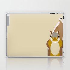 Squirrel Pattern Laptop & iPad Skin