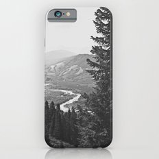 River through the Mountains iPhone 6s Slim Case