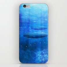 Save The Whales by Viviana Gonzalez iPhone Skin