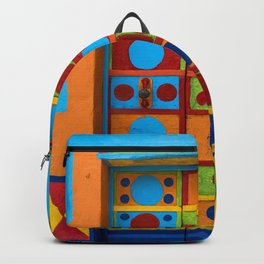 Casa Bepi Venice Italy Backpack