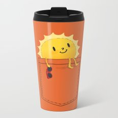 Pocketful of sunshine Metal Travel Mug