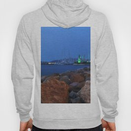 light house in bodrum Hoody
