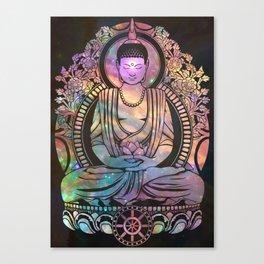 Cosmic Bodhi Canvas Print