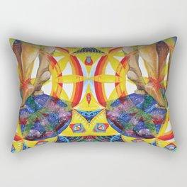 Supported Rectangular Pillow