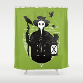 1656 Shower Curtain