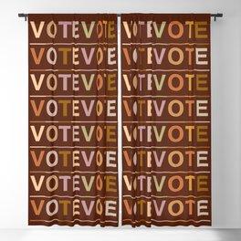 VOTE Blackout Curtain