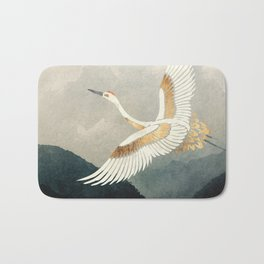 Elegant Flight Bath Mat