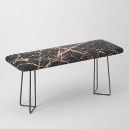 Copper Splatter 091 Bench