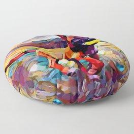 Malinois Floor Pillow