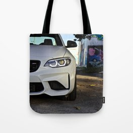 creeping Tote Bag