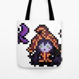 Lulu, The Pixel Sorceress Tote Bag