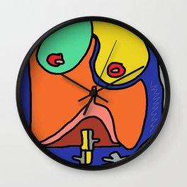 Teeth Wall Clock