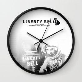 Liberty Bell 7 Wall Clock