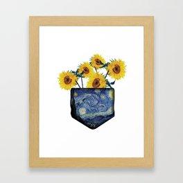 Pocket Full of Sunshine  Framed Art Print