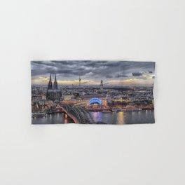 Cologne Panorama Hand & Bath Towel