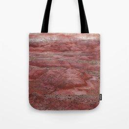 Desert Striations I Tote Bag