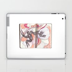 what if you can't sleep Laptop & iPad Skin