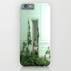Creeping ivory Slim Case iPhone 6s