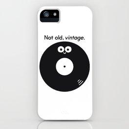 Feeling Groovy iPhone Case