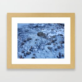 Freeze Dried Framed Art Print