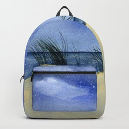 Dunes at Night Backpack