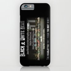 The Black & White Last Supper iPhone 6s Slim Case