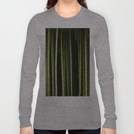 Bamboo Forest Long Sleeve T-shirt