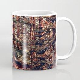 Crimson Cabin Coffee Mug