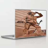 battlefield Laptop & iPad Skins featuring Battlefield by Photaugraffiti