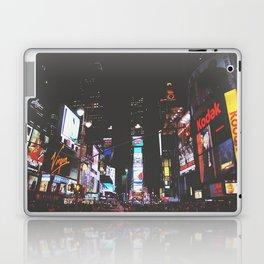 Times Square New York City Laptop & iPad Skin