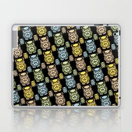 Three little owls Laptop & iPad Skin