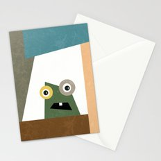 Monster Within  Stationery Cards