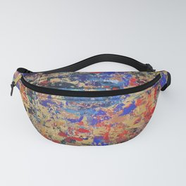 Motley painting Fanny Pack