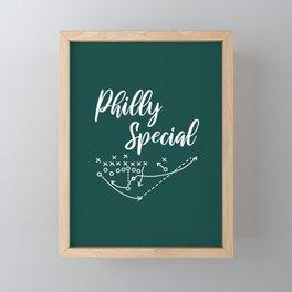 Philly Special Framed Mini Art Print